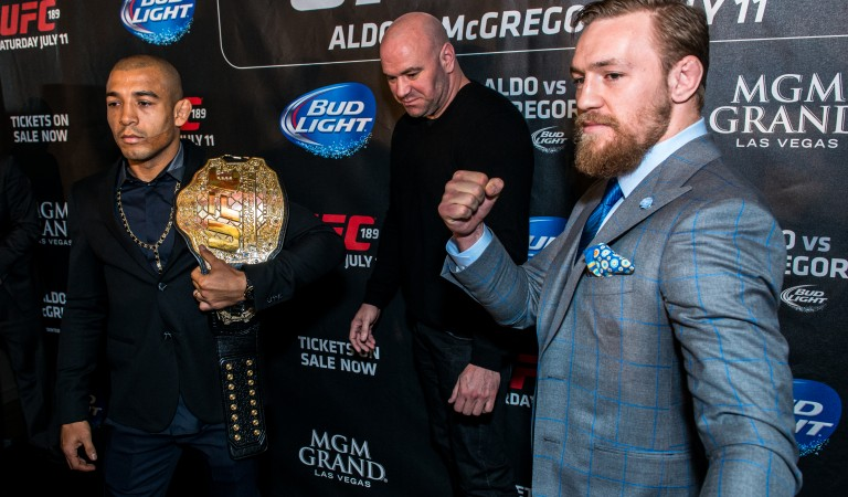 Conor McGregor – 5 Dinge, die du über ihn nicht weißt!