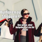 shopping süchtig